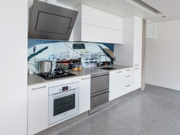 East Melbourne Splashback