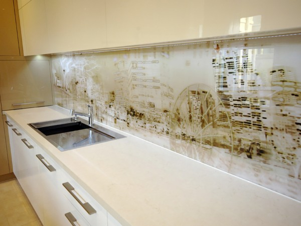 Brighton City Splashback