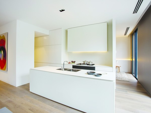 Toorak display Kitchen