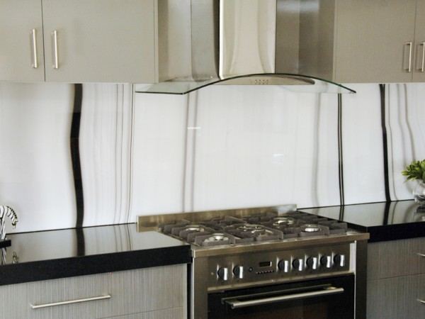 Ballarat Black and White Splashback