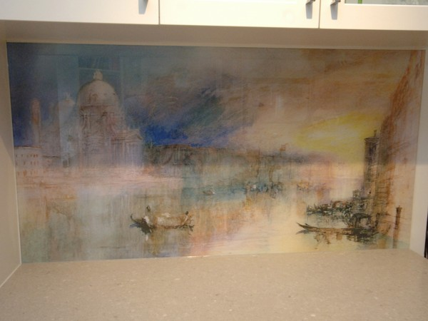 Turner Brighton Printed Glass