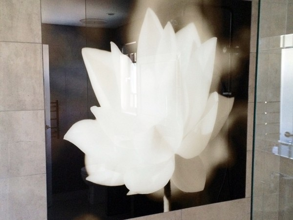 Printed Art Splashback