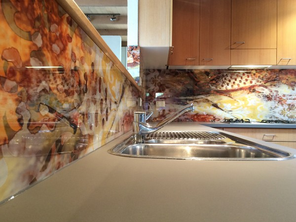 Richmond Custom splash back